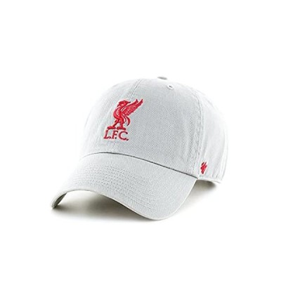 '47 Brand Relaxed Fit Cap - FC Liverpool Grey