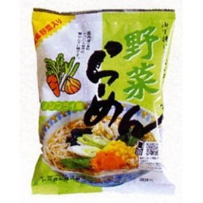 桜井  野菜らーめん〈ノンフライ〉 90g
