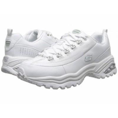 SKECHERS スケッチャーズ レディース 女性用 シューズ 靴 スニーカー 運動靴 Premiums White【送料無料】