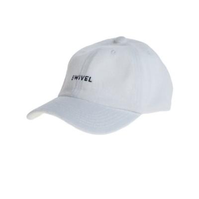 スウィベル(Swivel)帽子 レディース ロゴパイル キャップ 898SW0ST6151 WHT 日よけ
