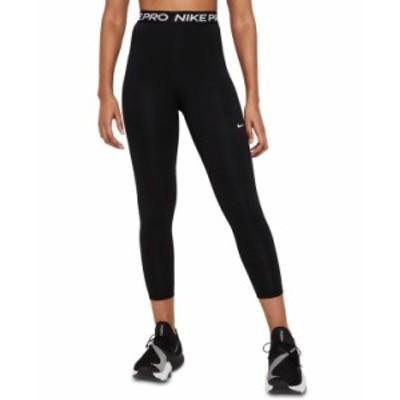 ナイキ レディース カジュアルパンツ ボトムス Pro Women's 365 Dri-FIT High-Rise Leggings Black/white