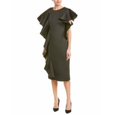 ファッション ドレス Why Dress Sheath Dress S