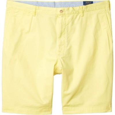 ラルフ ローレン Polo Ralph Lauren Big & Tall メンズ ショートパンツ 大きいサイズ Big & Tall Classic Fit Bedford Shorts Bristol Yellow