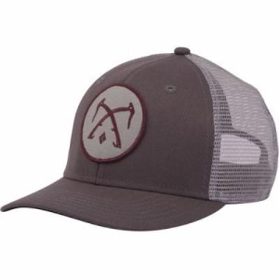 ブラックダイヤモンド キャップ BD Trucker Hat Slate/Nickel