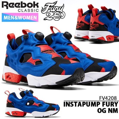 得割30 スニーカー リーボック クラシック Reebok メンズ レディース INSTAPUMP FURY OG NM シューズ 靴 ネイビー 紺 2020春新作 送料無料 FV4208