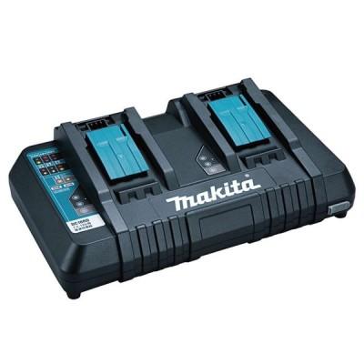 マキタ(makita) 2口急速充電器 DC18RD JPADC18RD 9.6〜18V