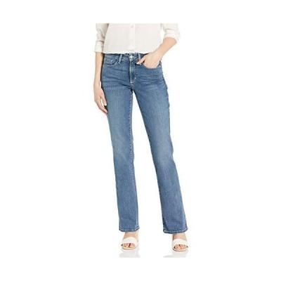 NYDJレディースBarbara Bootcut Jeans inストレッチインディゴデニム???Heyburn US サイズ: 0 33 カラー: