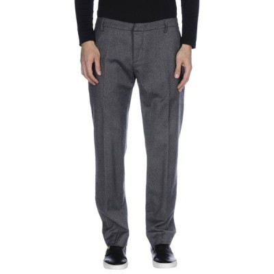 DONDUP クラシックパンツ ファッション  メンズファッション  ボトムス、パンツ  その他ボトムス、パンツ グレー