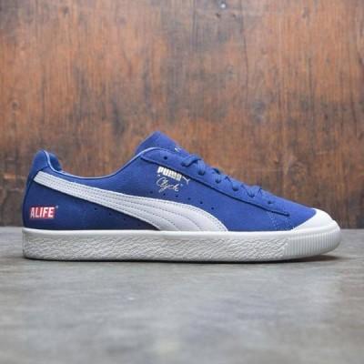 プーマ Puma メンズ スニーカー シューズ・靴 x ALIFE Clyde RT blue/white