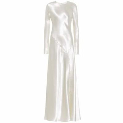 フィロソフィ ディ ロレンツォ セラフィニ Philosophy Di Lorenzo Serafini レディース パーティードレス ワンピース・ドレス satin gown