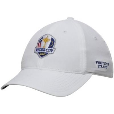 ナイキ メンズ 帽子 アクセサリー 2020 Ryder Cup Nike L91 Performance Flex Hat White
