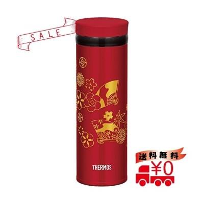 サーモス 日本製 水筒 真空断熱ケータイマグ 0.35L 扇 JNY-351 OGI