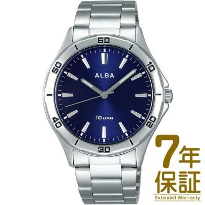 【正規品】ALBA アルバ 腕時計 AQPK411 メンズ クオーツ