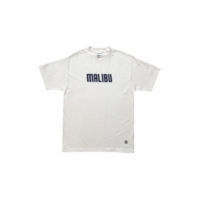 WTM_MALIBU_T-Shirt ホワイト Lサイズ Apparel