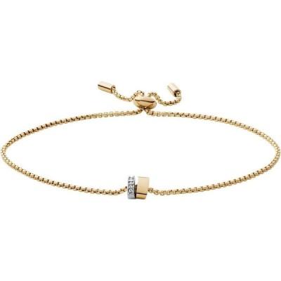 スカーゲン SKAGEN レディース ブレスレット ジュエリー・アクセサリー Bracelet Gold