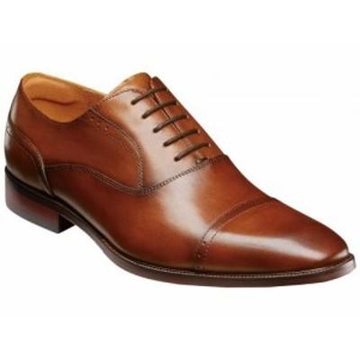 Florsheim フローシャイム メンズ 男性用 シューズ 靴 オックスフォード 紳士靴 通勤靴 Sorrento Cap Toe Oxford Cognac【送料無料】