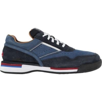 ロックポート Rockport メンズ シューズ・靴 7100 Prowalker Limited Edition Shoes Navy Suede