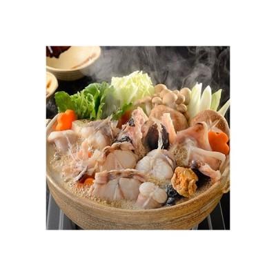 中間市 ふるさと納税 【あんこう鍋】シメに中間産米麺付レシピ付で初めてでも簡単 2〜3人前