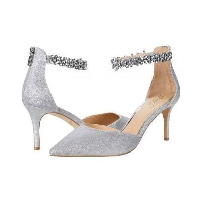 Jewel Badgley Mischka レディース 女性用 シューズ 靴 ヒール Raleigh - Silver 1