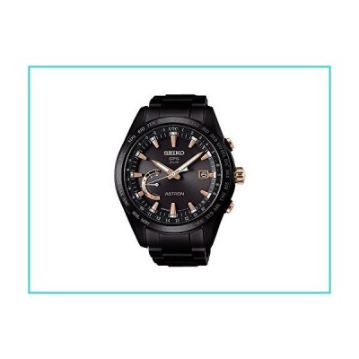 Seiko astron Mens Analog Japanese Automatic Watch with Titanium Bracelet SSE113J1【並行輸入品】
