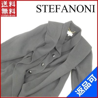 [半額セール!] ステファノーニ STEFANONI コート 中古 X2278