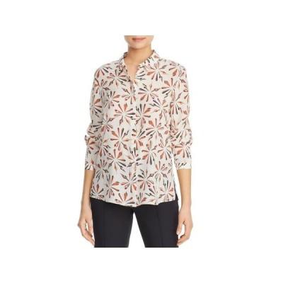 レディース 衣類 トップス Kobi Halperin Womens Printed Silk Blouse ブラウス&シャツ