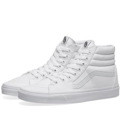 ヴァンズ Vans メンズ スニーカー シューズ・靴 UA SK8-Hi True White