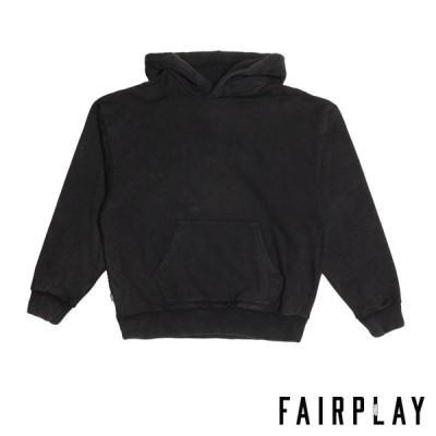 【FAIRPLAY BRAND/フェアプレイブランド】HOWELL パーカー / BLACK