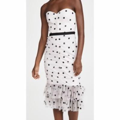 ノッテ バイ マルケッサ Marchesa Notte レディース ワンピース ワンピース・ドレス Sequin Dot Tulle Strapless Dress Lavender