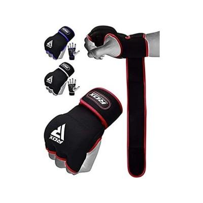 RDX Boxing Hand Wraps Inner Gloves for Punching - Neoprene Padded Fist Prot