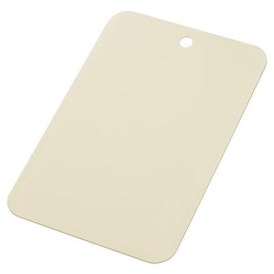 トンボ 柔らか まな板 L 36.5×24.5×0.3厚cm スウィーツシート モカ
