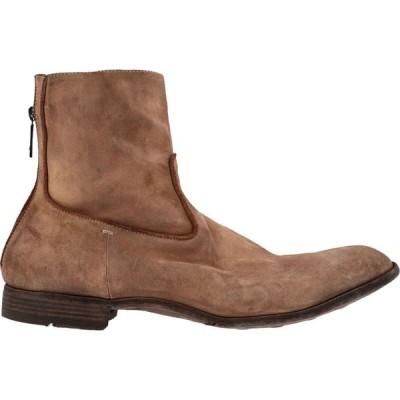 レマルゴ LEMARGO メンズ ブーツ シューズ・靴 hesse boots Camel