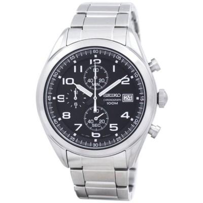【送料無料】セイコー メンズ腕時計 Seiko クロノグラフ クォーツ SSB269P1