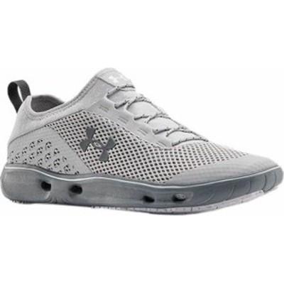アンダーアーマー メンズ スニーカー シューズ Kilchis Water Shoe Zinc Gray/Elemental/Pierce