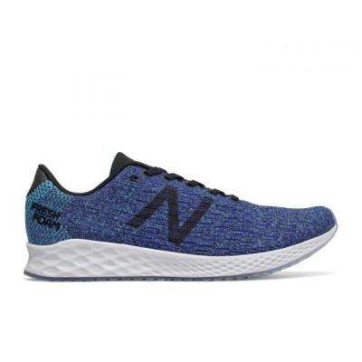 ニューバランス New Balance メンズ スニーカー シューズ・靴 Fresh Foam Zante Pursuit Trainers Blue/White