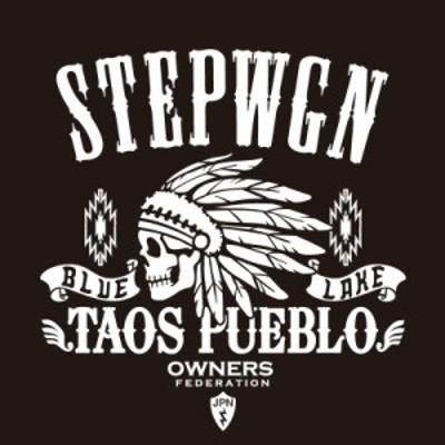 カッティングステッカー ホンダ(HONDA)ステップワゴン STEP WAGON apache 車 カー ステッカー アクセサリー シール ガラス[◆]