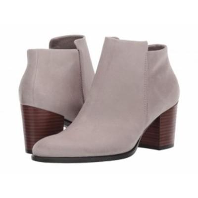 ECCO エコー レディース 女性用 シューズ 靴 ブーツ アンクル ショートブーツ Shape 55 Stacked Heel Ankle Boot Moon Rock【送料無料】