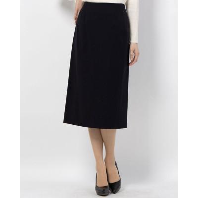 リネーム Rename バックスリット切替スカート (ブラック)