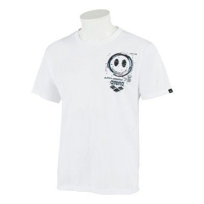 ARENA(アリーナ) Tシャツ AMURJA53-WHT  ユニセックス