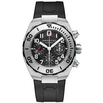 腕時計 ハミルトン Hamilton カーキ ネイビー メンズ 腕時計 H78716333