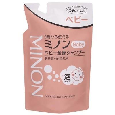 MINON(ミノン) ベビー全身シャンプー 詰替用 (300mL)