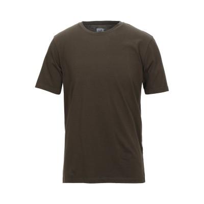 シーピーカンパニー C.P. COMPANY T シャツ ミリタリーグリーン M コットン 100% T シャツ