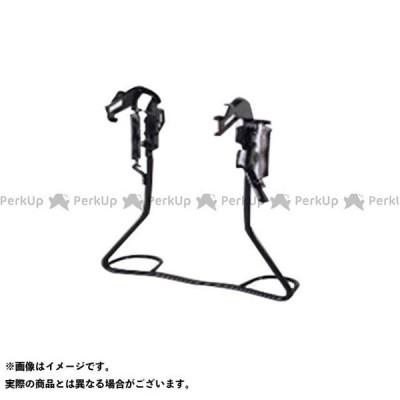 【無料雑誌付き】Maruhachi その他 丸八かるっこ外装用両立スタンド20インチ BK 丸八工機(自転車)