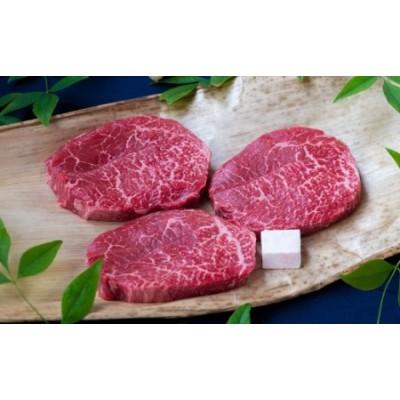 【5-8】松阪肉 赤身ステーキ