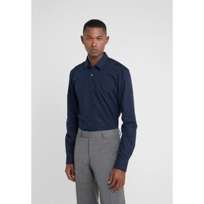 フューゴ シャツ メンズ トップス ELISHA - Formal shirt - navy