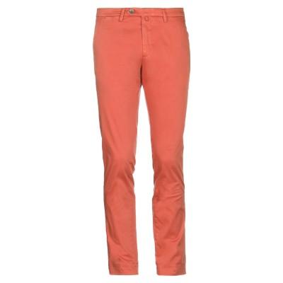 B SETTECENTO パンツ 赤茶色 31 コットン 98% / ポリウレタン 2% パンツ