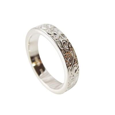 プルメリアリング(1)9号 シルバー925 銀 指輪 リング