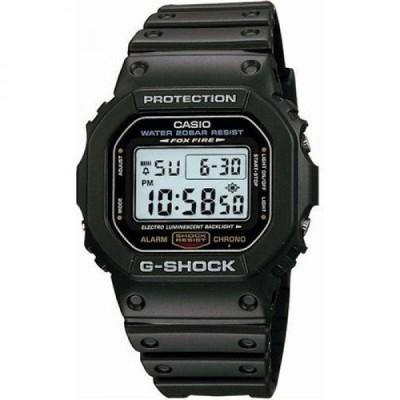 CASIO G-SHOCK 正規品 カシオ ジーショック ベーシックデジタル ブラック DW-5600E-1 ウレタンベルト メンズ