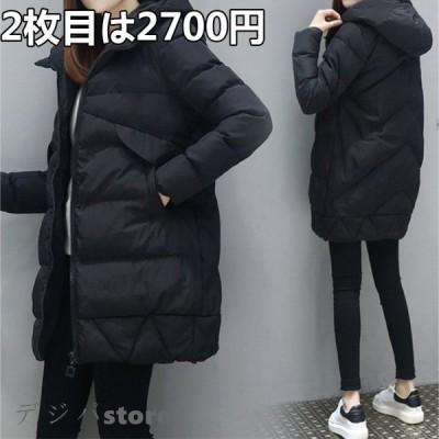 中綿ジャケット レディース ジャケット コート ダウンコート アウター ゆったり 冬 着痩せ 防寒服 2019 20代 30代 40代 50代 新品
