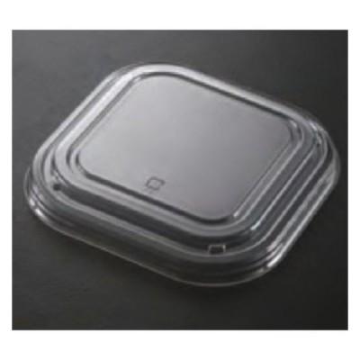【25枚】KP角丼中 フタ 使い捨て 弁当 どんぶり フタ 25枚入